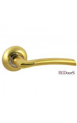 Ручки дверные V40C Матовое золото