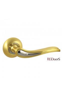 Ручки дверные V64C Матовое золото