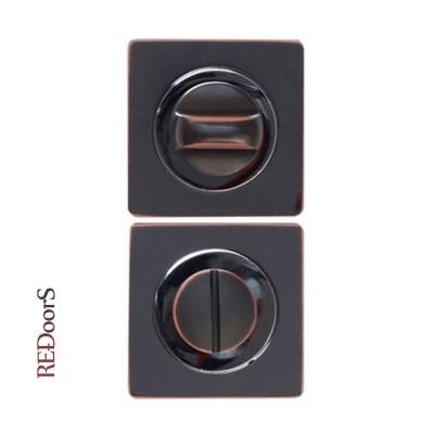 Завертка сантехническая BK02BL/CP Черный/хром