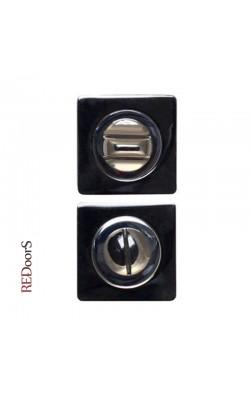 Завертка сантехническая BK02BN Черный никель/хром