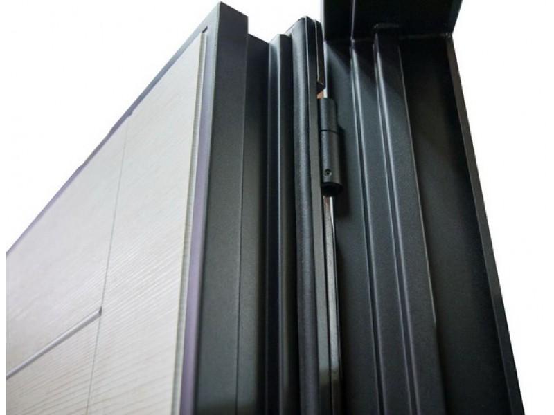 дверь металлическая входная сплошны